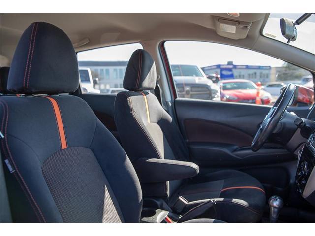 2015 Nissan Versa Note 1.6 SR (Stk: J313236A) in Surrey - Image 16 of 24