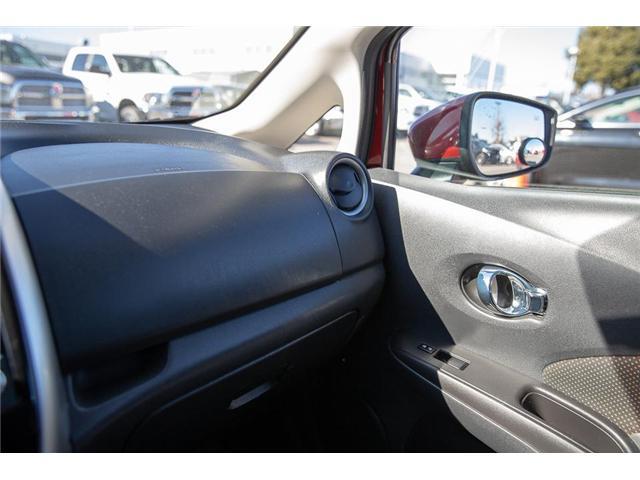 2015 Nissan Versa Note 1.6 SR (Stk: J313236A) in Surrey - Image 23 of 24