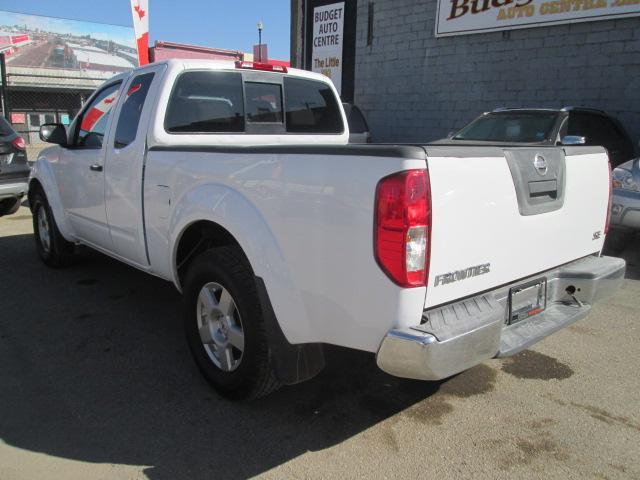 2008 Nissan Frontier SE-V6 (Stk: bp594c) in Saskatoon - Image 4 of 20