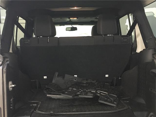 2018 Jeep Wrangler JK Unlimited Rubicon (Stk: 34592W) in Belleville - Image 11 of 30