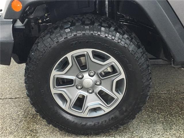 2018 Jeep Wrangler JK Unlimited Rubicon (Stk: 34592W) in Belleville - Image 24 of 30