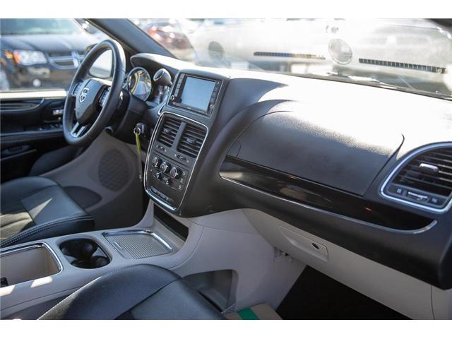 2018 Dodge Grand Caravan CVP/SXT (Stk: EE901210) in Surrey - Image 16 of 26