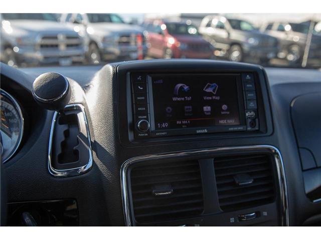 2018 Dodge Grand Caravan CVP/SXT (Stk: EE901210) in Surrey - Image 21 of 26