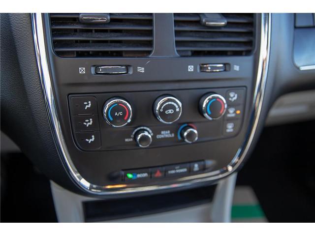 2018 Dodge Grand Caravan CVP/SXT (Stk: EE901210) in Surrey - Image 23 of 26