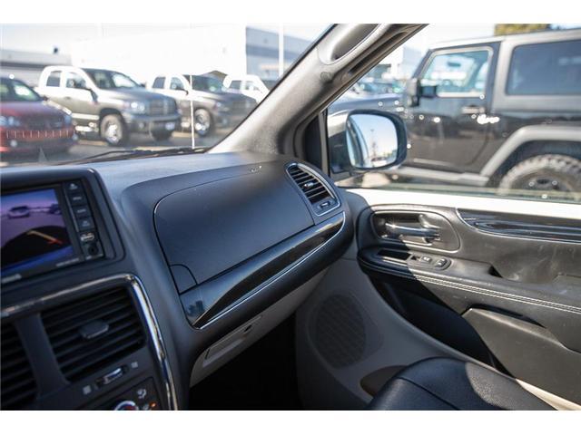 2018 Dodge Grand Caravan CVP/SXT (Stk: EE901210) in Surrey - Image 25 of 26