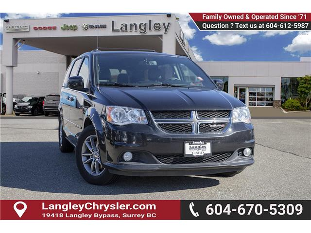 2015 Dodge Grand Caravan SE/SXT (Stk: EE901370) in Surrey - Image 1 of 24
