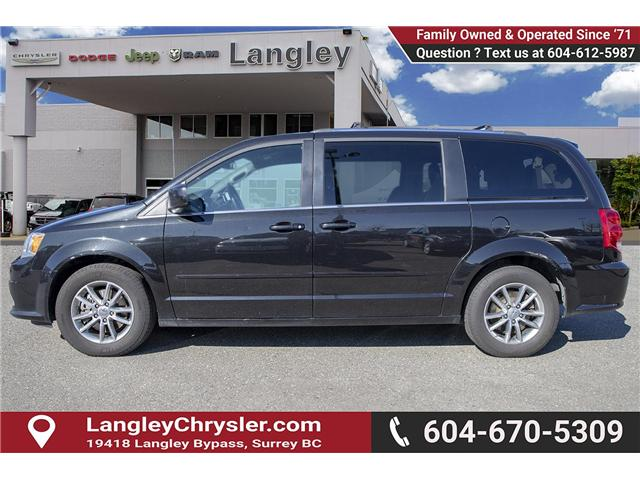 2015 Dodge Grand Caravan SE/SXT (Stk: EE901370) in Surrey - Image 4 of 24