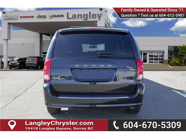 2015 Dodge Grand Caravan SE/SXT (Stk: EE901370) in Surrey - Image 5 of 24