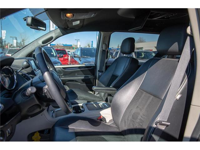 2015 Dodge Grand Caravan SE/SXT (Stk: EE901370) in Surrey - Image 8 of 24