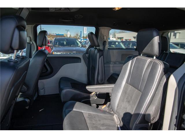 2015 Dodge Grand Caravan SE/SXT (Stk: EE901370) in Surrey - Image 10 of 24
