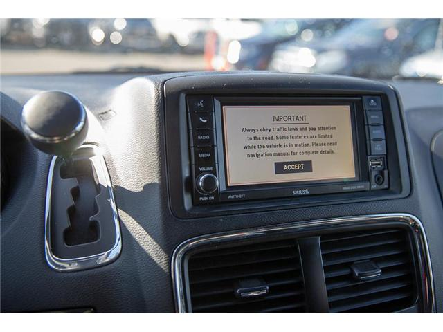2015 Dodge Grand Caravan SE/SXT (Stk: EE901370) in Surrey - Image 19 of 24