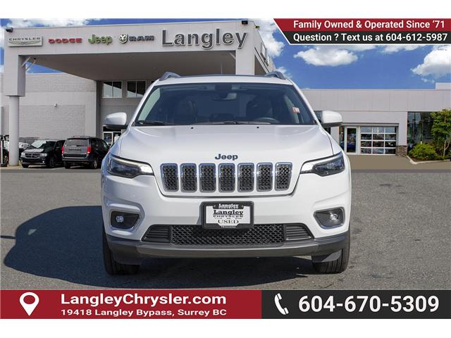 2019 Jeep Cherokee Limited (Stk: EE901170) in Surrey - Image 2 of 25