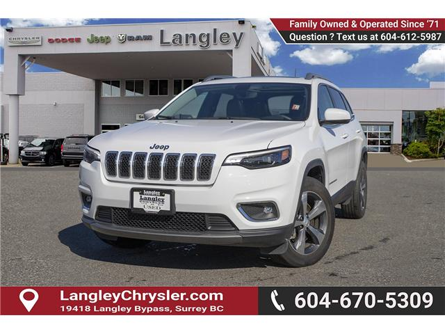 2019 Jeep Cherokee Limited (Stk: EE901170) in Surrey - Image 3 of 25