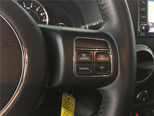 2018 Jeep Wrangler JK Unlimited Rubicon (Stk: 34592W) in Belleville - Image 14 of 30
