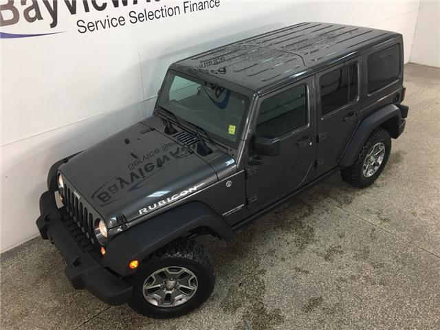 2018 Jeep Wrangler JK Unlimited Rubicon (Stk: 34592W) in Belleville - Image 2 of 30