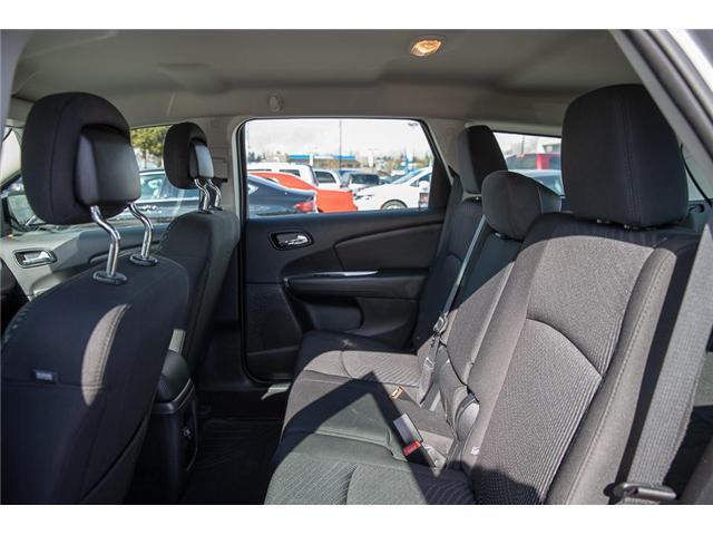 2016 Dodge Journey CVP/SE Plus (Stk: EE901460) in Surrey - Image 10 of 23