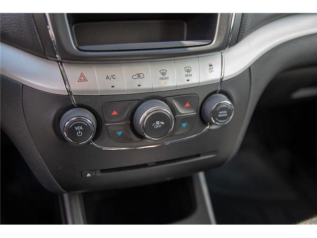 2016 Dodge Journey CVP/SE Plus (Stk: EE901460) in Surrey - Image 20 of 23
