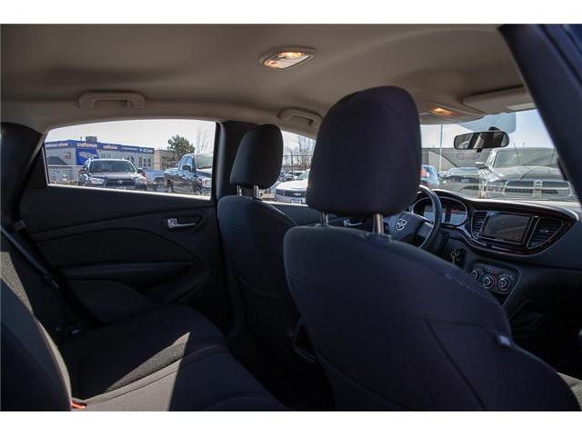 2016 Dodge Dart SE (Stk: J346717A) in Surrey - Image 14 of 25