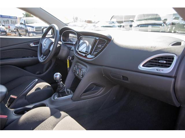 2016 Dodge Dart SE (Stk: J346717A) in Surrey - Image 15 of 25