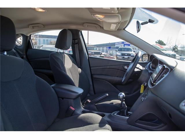 2016 Dodge Dart SE (Stk: J346717A) in Surrey - Image 16 of 25