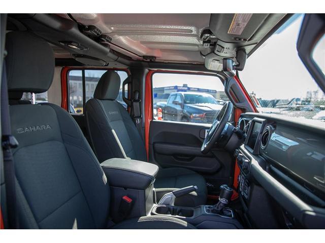 2018 Jeep Wrangler Unlimited Sahara (Stk: EE901490) in Surrey - Image 15 of 25