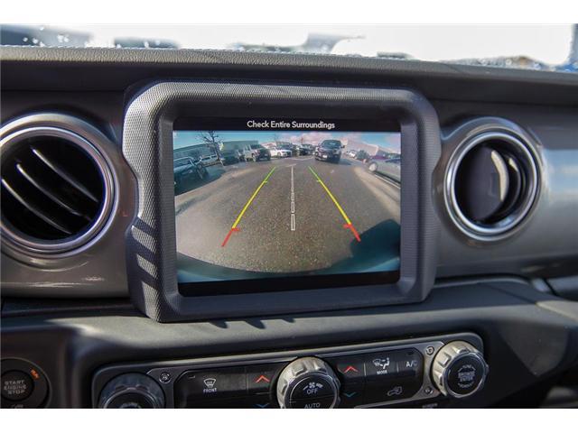 2018 Jeep Wrangler Unlimited Sahara (Stk: EE901490) in Surrey - Image 22 of 25