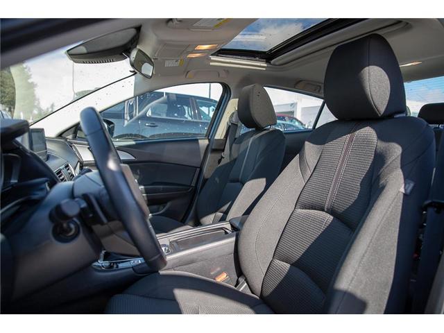 2018 Mazda Mazda3 GT (Stk: EE901540) in Surrey - Image 7 of 23