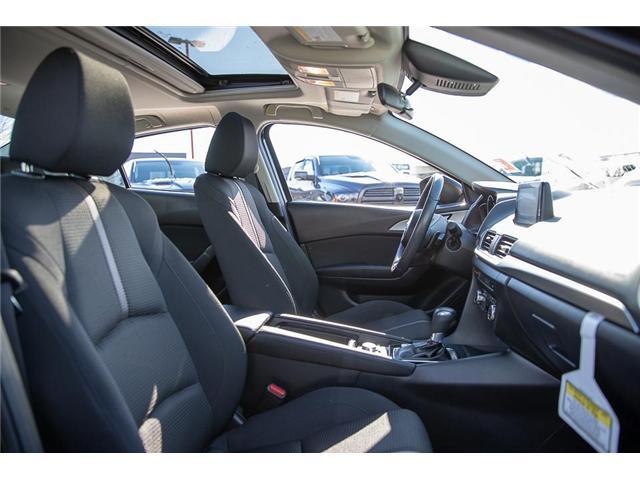 2018 Mazda Mazda3 GT (Stk: EE901540) in Surrey - Image 13 of 23