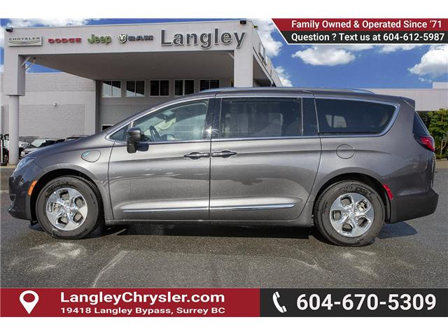 2018 Chrysler Pacifica Hybrid Touring-L (Stk: K594374A) in Surrey - Image 4 of 25