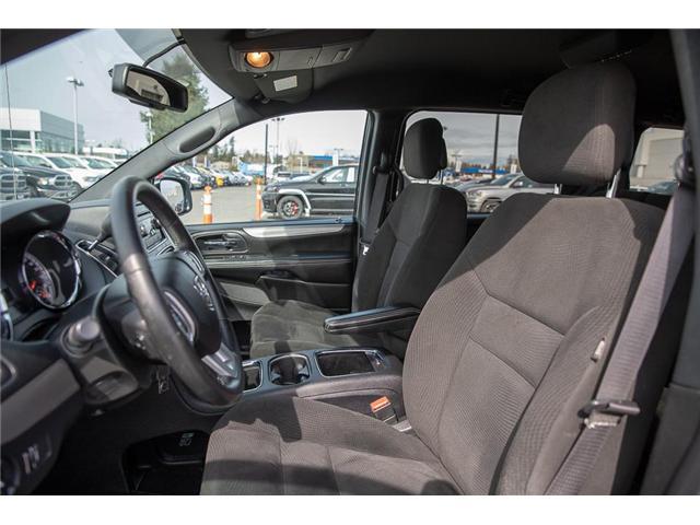 2016 Dodge Grand Caravan SE/SXT (Stk: K746808A) in Surrey - Image 8 of 24