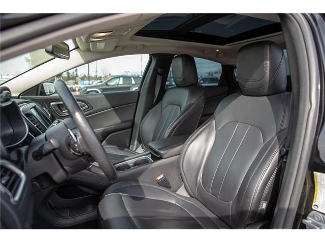 2015 Chrysler 200 C (Stk: EE901560) in Surrey - Image 7 of 24