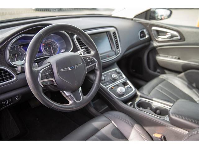 2015 Chrysler 200 C (Stk: EE901560) in Surrey - Image 8 of 24