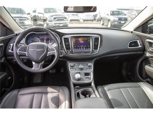 2015 Chrysler 200 C (Stk: EE901560) in Surrey - Image 10 of 24