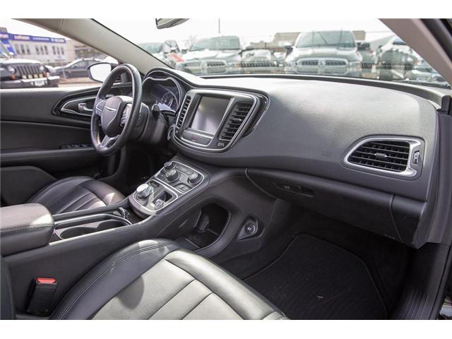 2015 Chrysler 200 C (Stk: EE901560) in Surrey - Image 14 of 24