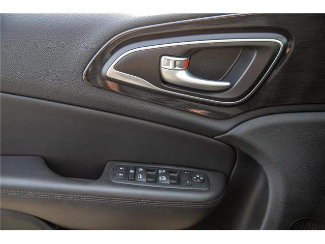 2015 Chrysler 200 C (Stk: EE901560) in Surrey - Image 16 of 24