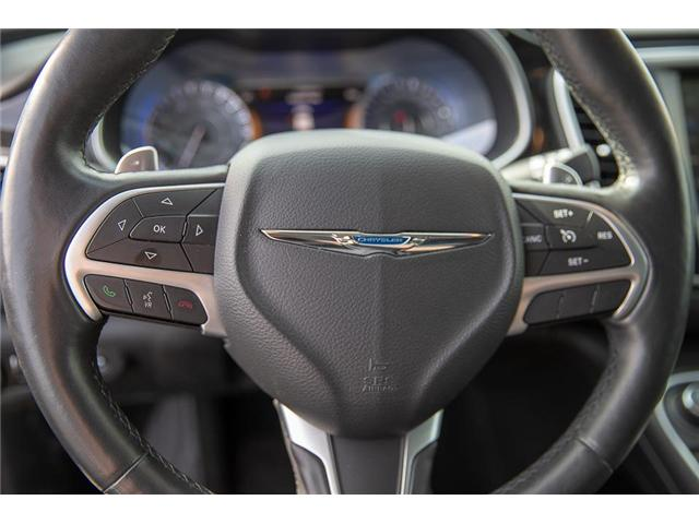 2015 Chrysler 200 C (Stk: EE901560) in Surrey - Image 17 of 24