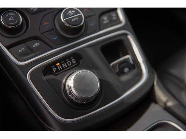 2015 Chrysler 200 C (Stk: EE901560) in Surrey - Image 22 of 24