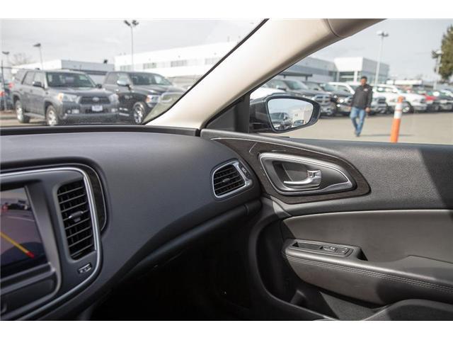 2015 Chrysler 200 C (Stk: EE901560) in Surrey - Image 23 of 24