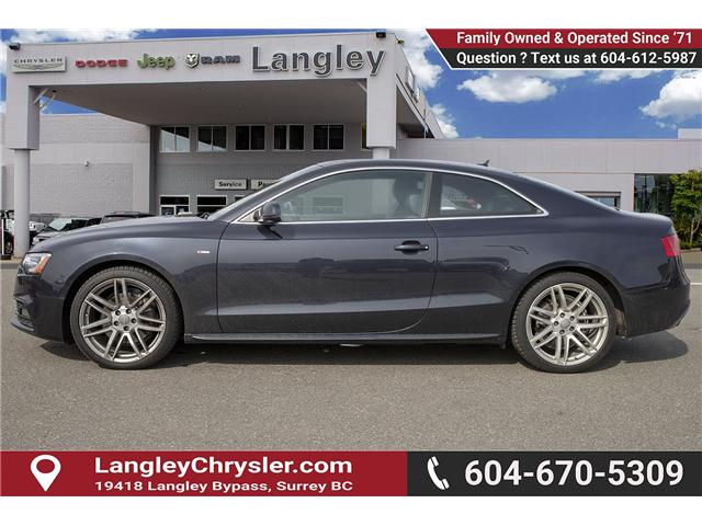 2015 Audi A5 2.0T Progressiv (Stk: J810232AA) in Surrey - Image 4 of 18