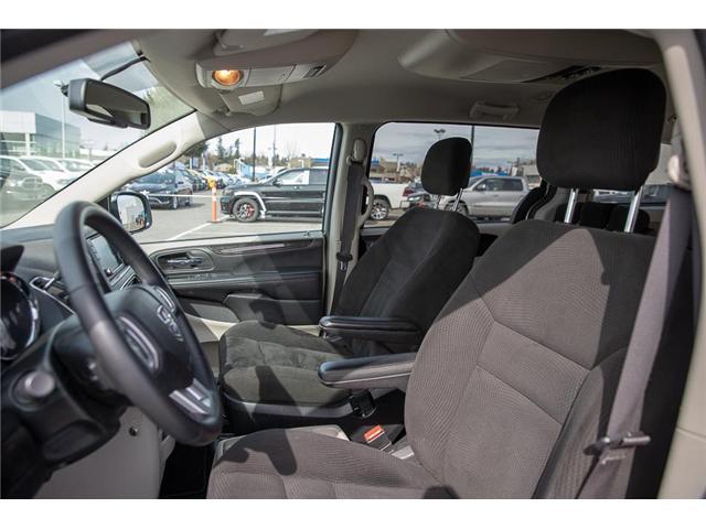 2017 Dodge Grand Caravan CVP/SXT (Stk: K674881A) in Surrey - Image 8 of 26