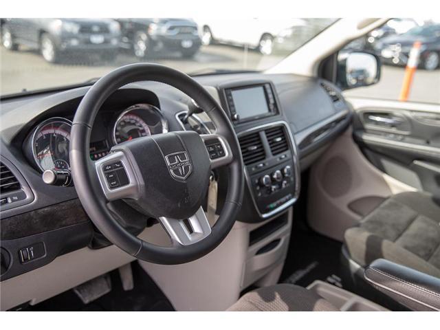 2017 Dodge Grand Caravan CVP/SXT (Stk: K674881A) in Surrey - Image 9 of 26