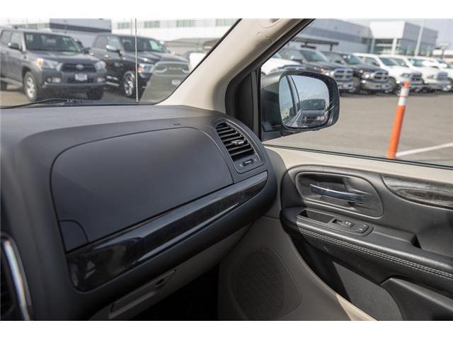 2017 Dodge Grand Caravan CVP/SXT (Stk: K674881A) in Surrey - Image 25 of 26
