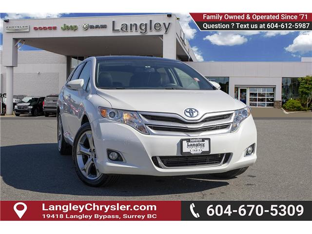 2013 Toyota Venza Base V6 (Stk: K680433A) in Surrey - Image 1 of 22