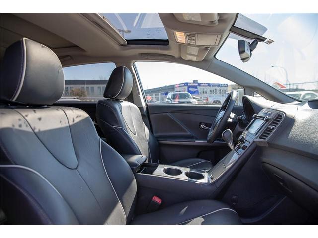 2013 Toyota Venza Base V6 (Stk: K680433A) in Surrey - Image 15 of 22