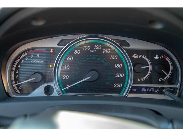 2013 Toyota Venza Base V6 (Stk: K680433A) in Surrey - Image 18 of 22