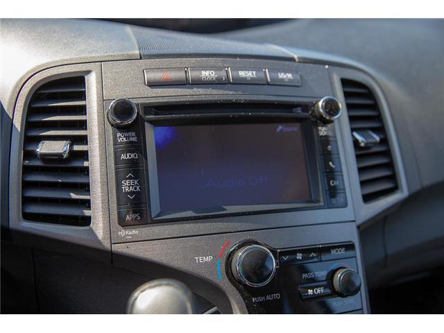 2013 Toyota Venza Base V6 (Stk: K680433A) in Surrey - Image 19 of 22