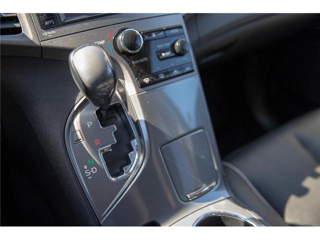 2013 Toyota Venza Base V6 (Stk: K680433A) in Surrey - Image 20 of 22