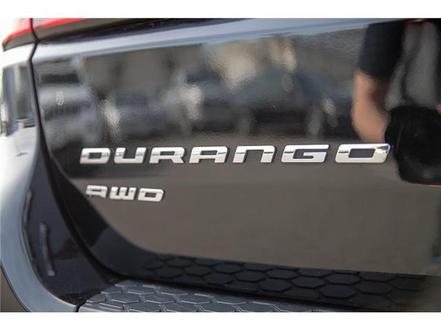2017 Dodge Durango R/T (Stk: J295827AA) in Surrey - Image 6 of 26