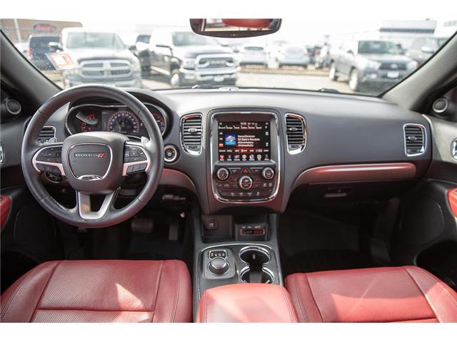 2017 Dodge Durango R/T (Stk: J295827AA) in Surrey - Image 11 of 26