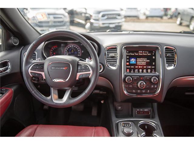 2017 Dodge Durango R/T (Stk: J295827AA) in Surrey - Image 12 of 26